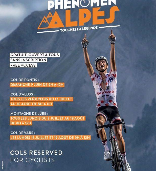 Cols réservés 2019 – Montagne de Lure