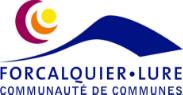 Logo Communauté de Communes de Forcalquier